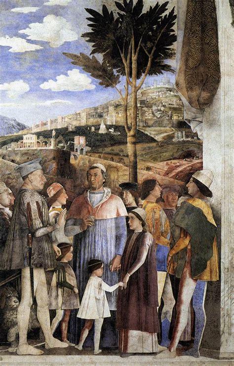 degli sposi andrea mantegna fonti iconografiche