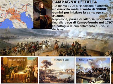 la d italia napoleone fra rivoluzione e restaurazione