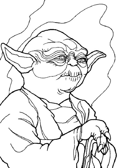 yoda coloring pages printable star wars darth vader yoda coloring pages for kids storm