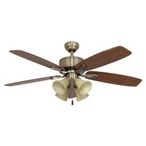 4 Blade Ceiling Fan With Light 52 Quot Northport 4 Light 5 Blade Ceiling Fan Wayfair