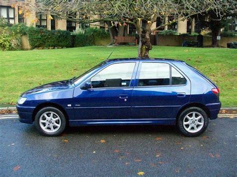 peugeot 306 meridian used 2000 peugeot 306 hatchback blue edition 1 4 meridian