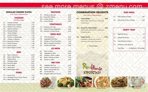 rice house springfield mo online menu of rice house restaurant springfield missouri 65806 zmenu