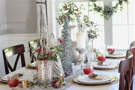 holiday tablescape ideas chinet