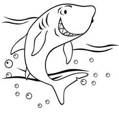 coloring coloring get this baby shark coloring pages 56128
