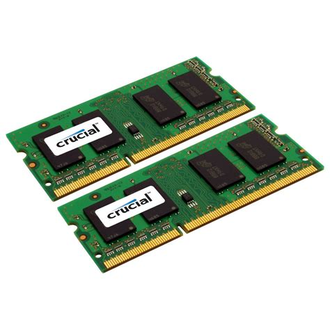 Memory 4 Gb Kelas 10 Crucial 8gb Kit 2 X 4gb Ddr3 1600 Mhz Pc3 12800 1 35v