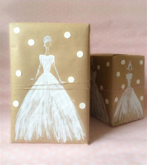 Handmade Wrapping Paper Ideas - best 25 kraft paper ideas on wrapping diy