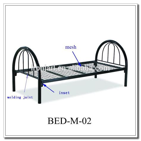 Single Platform Bed Frame 2016 Cheap Discounted Metal Mesh Steel Single Platform Bed Frame Y Buy Metal Bed Frame Single