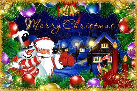 merry christmas wpc  mobile screensavers  christmas xmas santa snowman