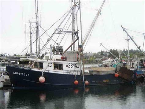 fishing boat trawler steel trawler longline troller