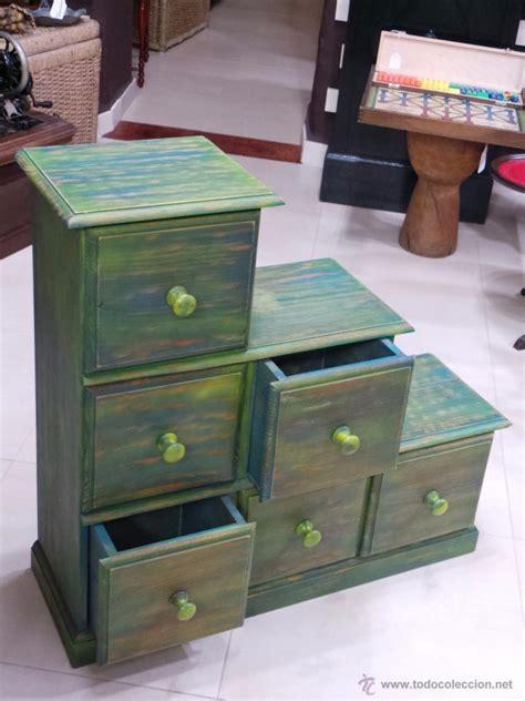 cajones segunda mano mueble escalera con cajones pintado aceptamos comprar