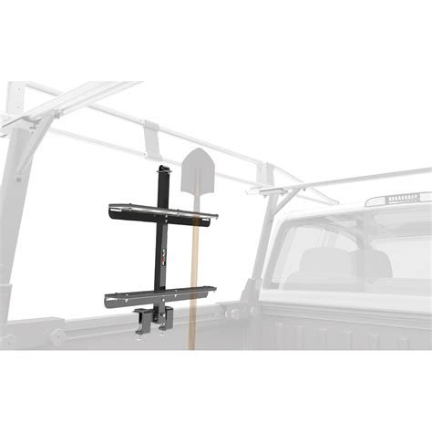 Shovel Rack For Truck by Truck Bed Rack Accessory Tool Rack