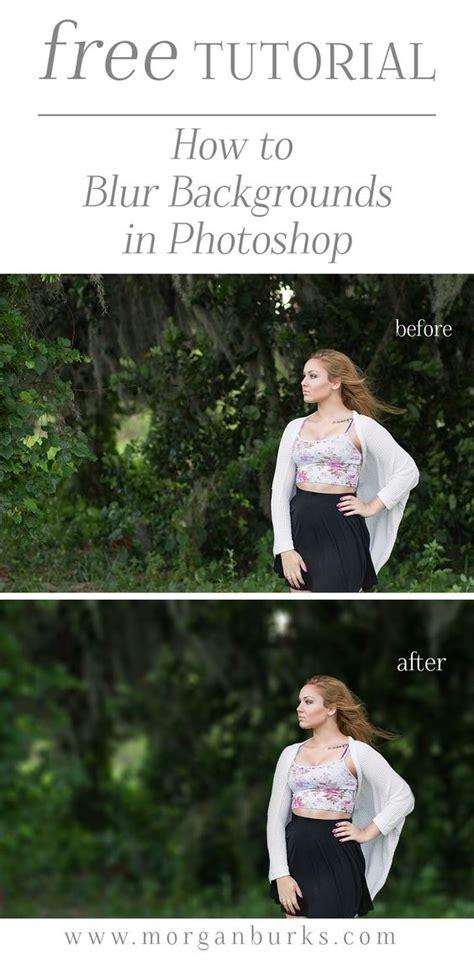 tutorial photoshop cs3 blur background how to blur backgrounds in photoshop halo free
