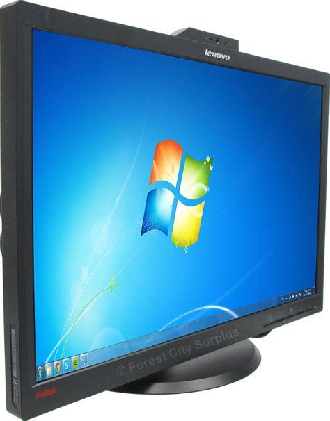 Monitor Lcd Builtup Lenovo 19 Wide Screen lenovo 22 inch monitor lenovo product reviews check