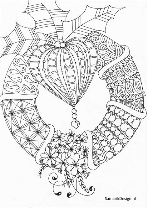 coloring pages adults christmas adult christmas coloring pages coloring home