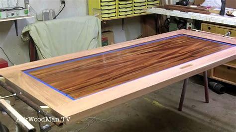 How To Build A Solid Wood Door 28 Spin Your Door For Easy Finishing Solid Wood Door For