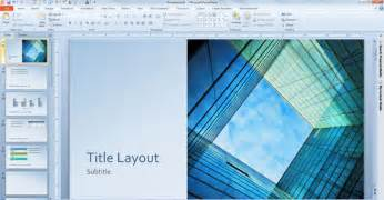 free template powerpoint 2013 free glass cube marketing powerpoint 2013 template