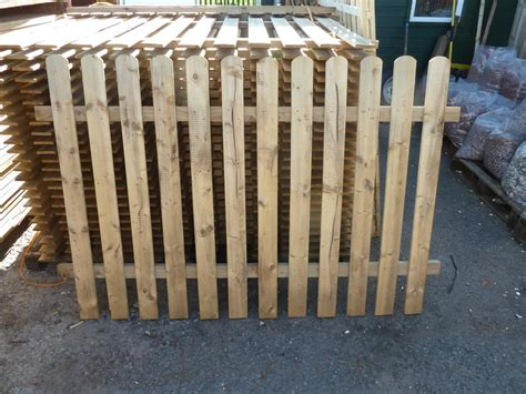 Heavy Duty Garden Trellis Fencing Picket Fence Panels Heavy Duty Garden Picket Fencing