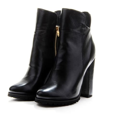 comfortable boots with heels nice women ankle boots comfortable round toe square heels