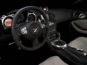 Nissan 370z Interior 2012 Nissan 370z Price Photos Reviews Features
