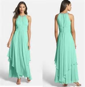 mint bridesmaid dresses preppy wedding style