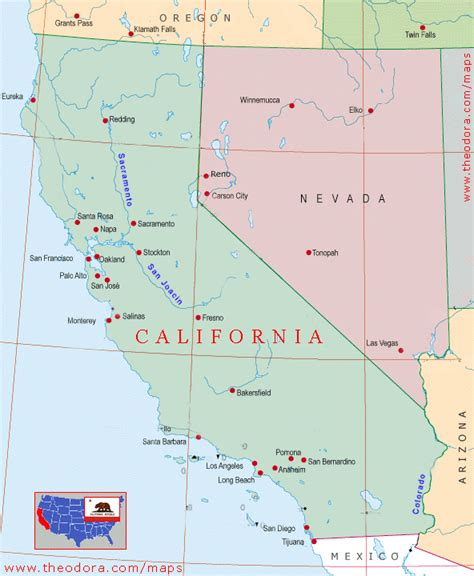 california map it maps of california californian flags maps economy