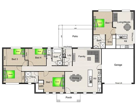granny suite floor plans granny flat oakleigh v2 in law suite plans pinterest