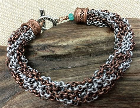 kumihimo braided chain bracelet new classthe lh bead gallery