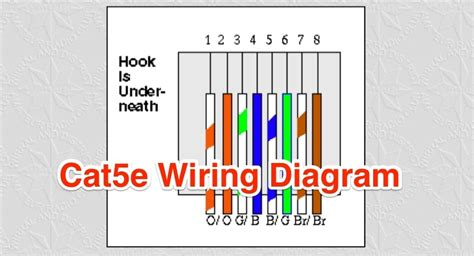 wiring diagram cat5e wiring diagram images database