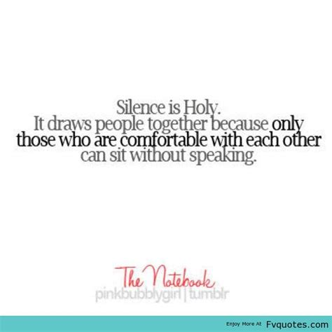 how to be comfortable with silence silence quotes sayings images page 2