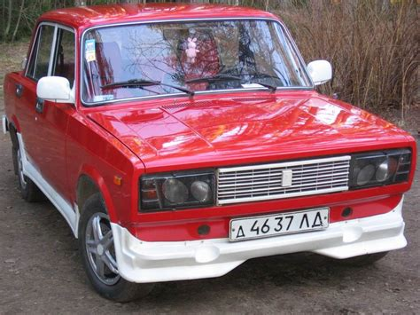 Lada 2107 For Sale In Usa 1982 Vaz 21051 Pictures 1200cc Gasoline Fr Or Rr