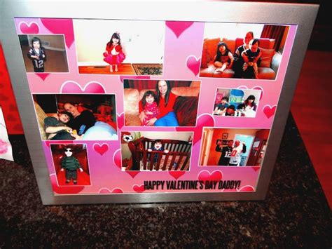 valentines day collage the s day photo collage using the