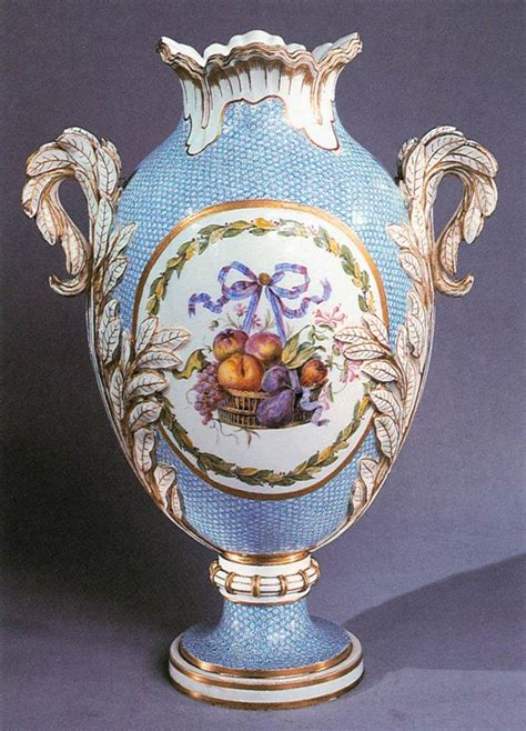 Sevres Vase by Rococo Revisited
