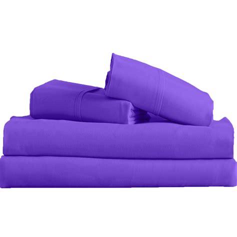 sheet size for futon supreme super soft 4 piece bed sheet set deep pocket