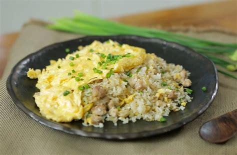 membuat omelet jepang resep chahan dengan omelet jepang muhammad idham azhari