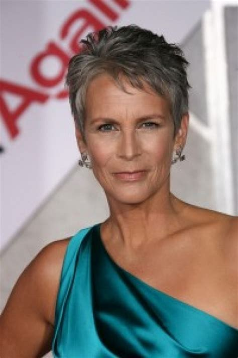super short haircuts for women with gray hair super short haircuts for women over 50