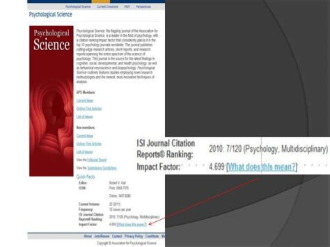 impact factor of research paper how to calculate impact factor of a research paper