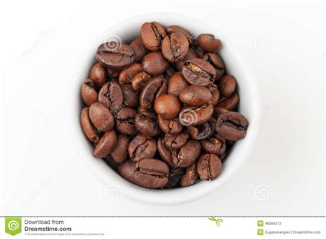 combine the best coffee beans with the best coffee mugs online small white espresso cup full of fresh roasted coffee
