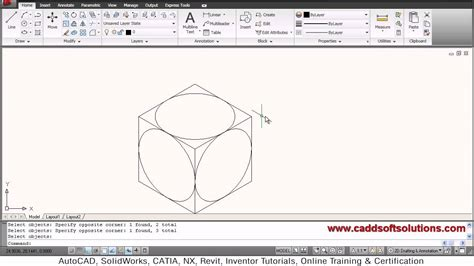 tutorial autocad isometric drawing autocad isometric circle tutorial autocad 2010 youtube