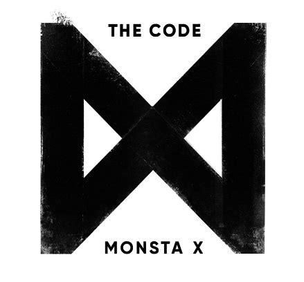 Monsta X The Code De Code Ver No Poster logo monsta x the code by hallyumi on deviantart
