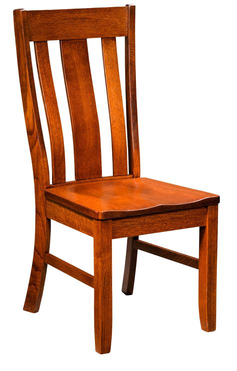 Amish Dining Chairs Larson Dining Chair From Dutchcrafters Amish Furniture