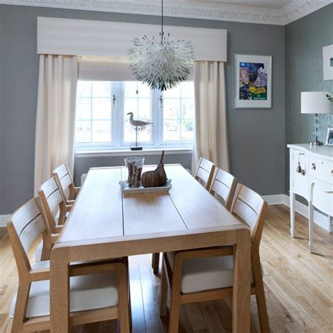 style at home dining room real homes new england seaside inspired