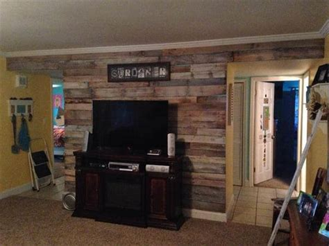 how to make wood paneling work diy pallet wall paneling pallet bedroom walls 99 pallets