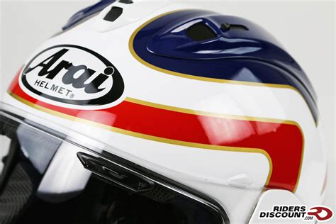 Helmet Arai Spencer arai corsair x spencer 30th anniversary helmet riders discount