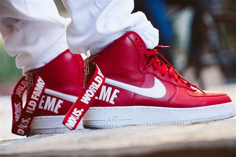 supreme air 1 hypebeasts your chances to cop supreme af1s in nyc