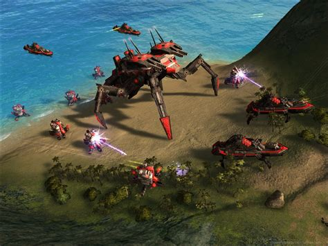 supreme commander forged alliance supreme commander forged alliance free pc