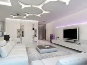 beleuchtungskonzept wohnzimmer three apartments with special lighting schemes