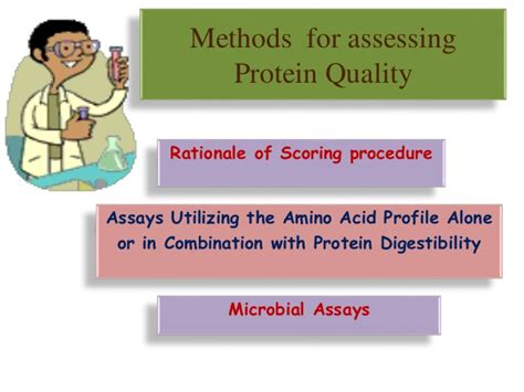 protein quality ppt protein quality novel protein sources