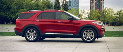 ford explorer colors what colors does the 2020 ford explorer come in