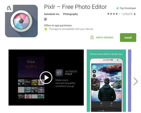 best photo editor for android free top 15 free photo editor apps for android andy tips