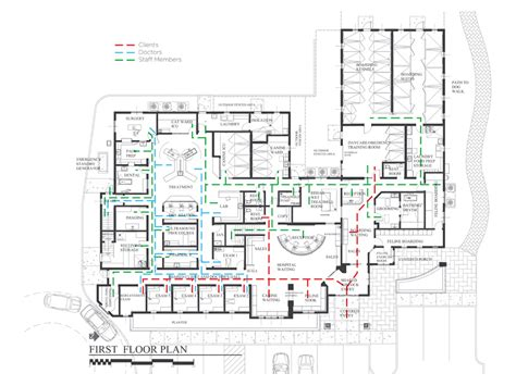 clinic floor plans 2014 veterinary economics hospital design people s choice